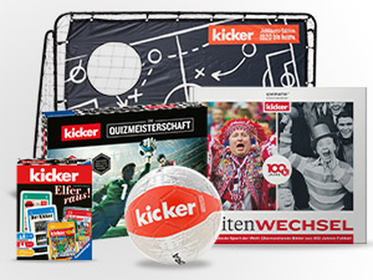 kicker-Shop